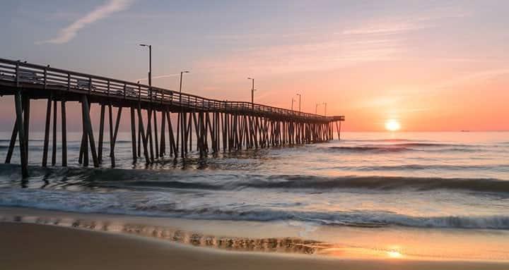 An exit away from Oceanfront Beach!