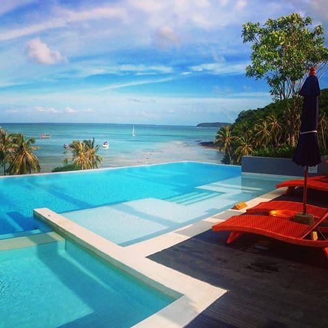 Modern Paradise w/ Infinity Pool - Wichit - Lejlighed