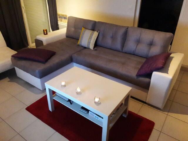 Appartement T1 proche du centre ville de Reims - Reims - Wohnung