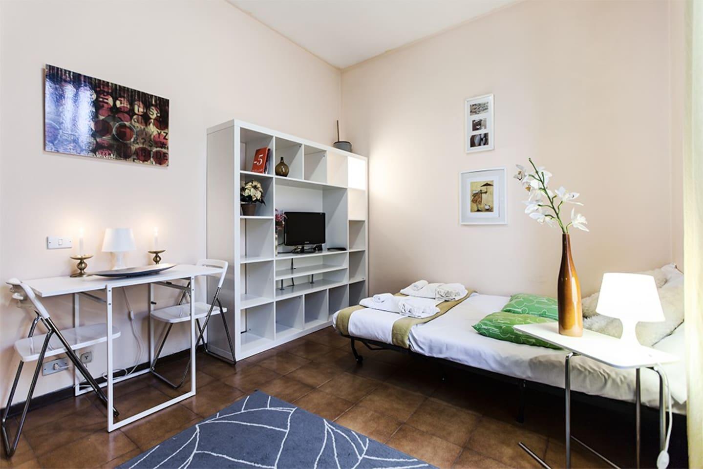 Soggiorno / Living Room