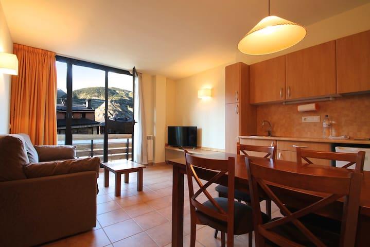 Cabaneta. Apartamento Grandvalira hasta 4 personas - Canillo - Apartament