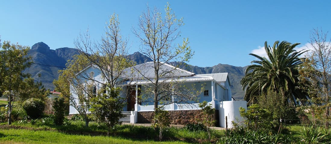 Impangel(URL HIDDEN)Birds and Beauty! - Swellendam - Bed & Breakfast