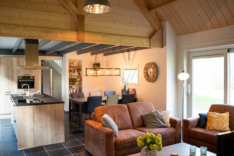 Comfortable and cosy holiday home in Zeeland