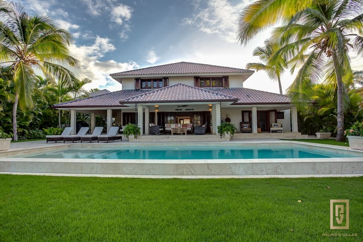 Oceanfront Punta Cana/ special summer price