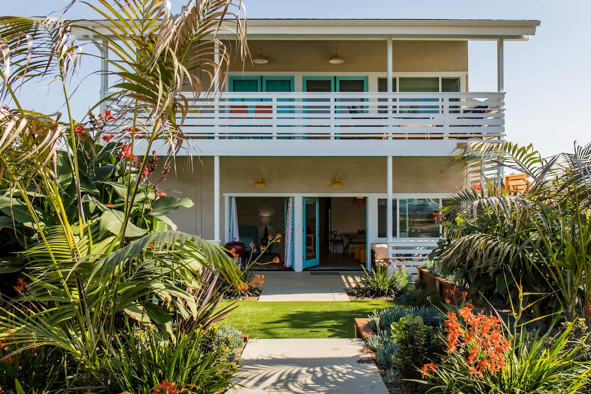 Endless Summer's Bright Beach Bungalow