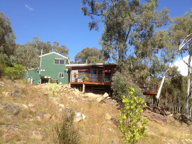 Alpine National Park Retreat - Anglers Rest - Appartement