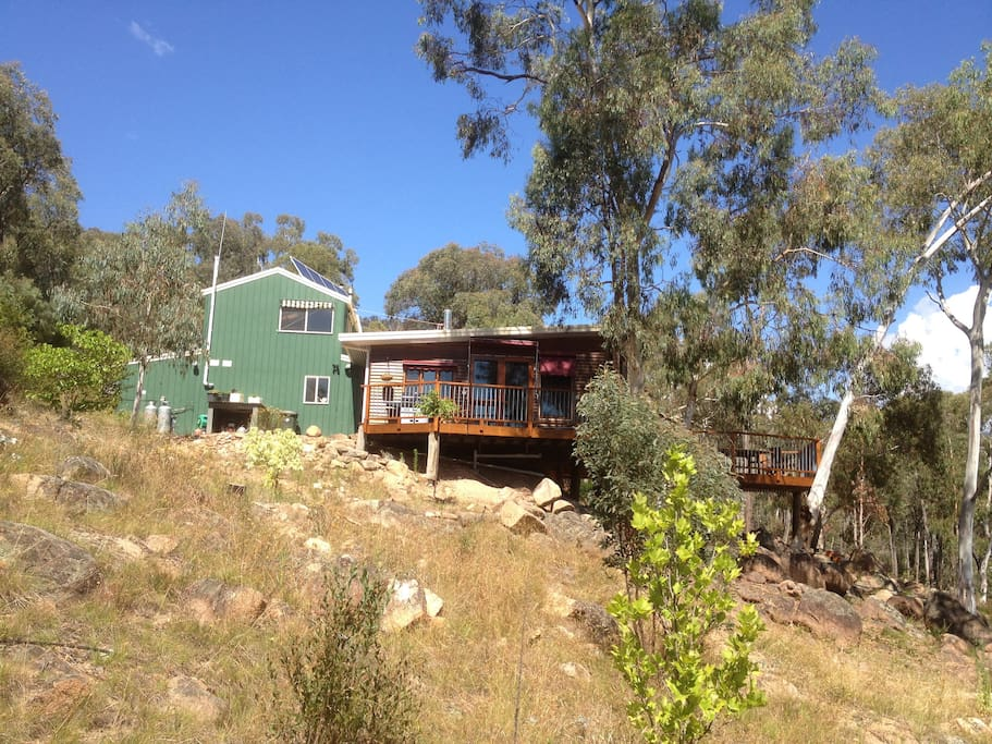 Alpine National Park Retreat Apartments For Rent In Anglers Rest Victoria Australia