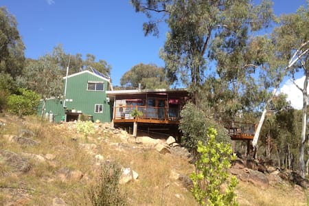 Alpine National Park Retreat - Anglers Rest - Apartment