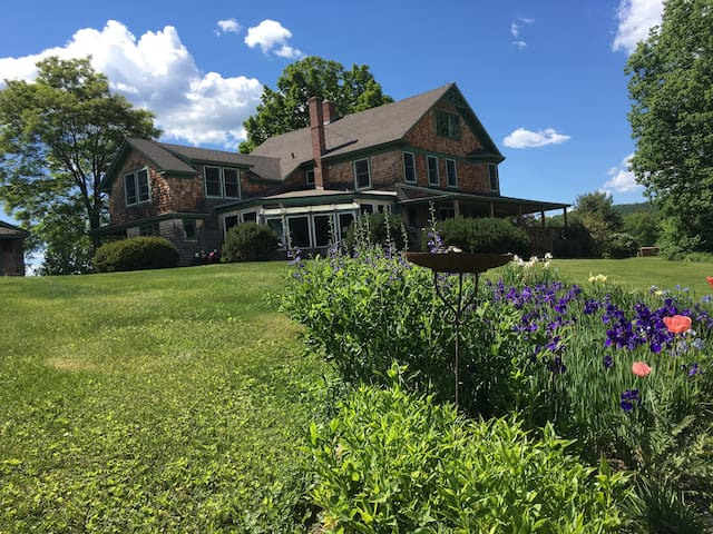 Main House at The Toad Hill Farm - Franconia - Hus