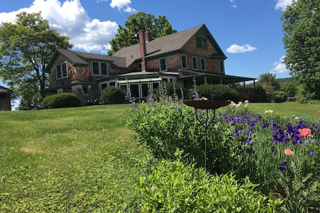 Main House at The Toad Hill Farm - Franconia - Haus