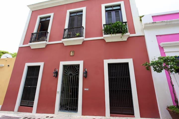Old San Juan Lifestyle - San Juan - Apartament