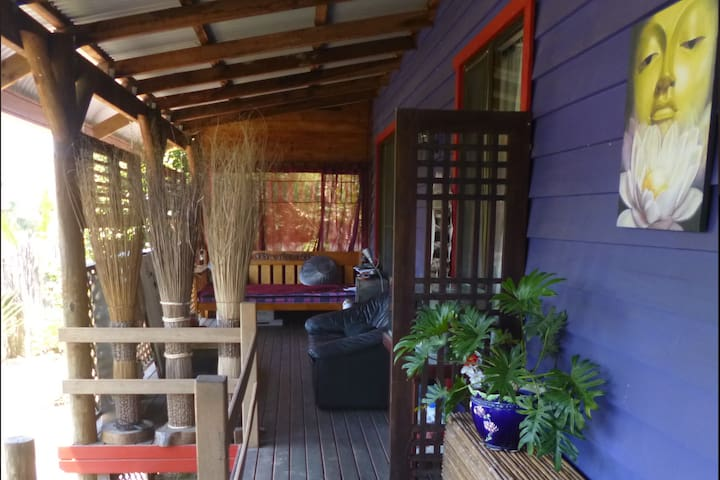Seeta's Cosy Home 5 bedrooms. - Mullumbimby - Ev