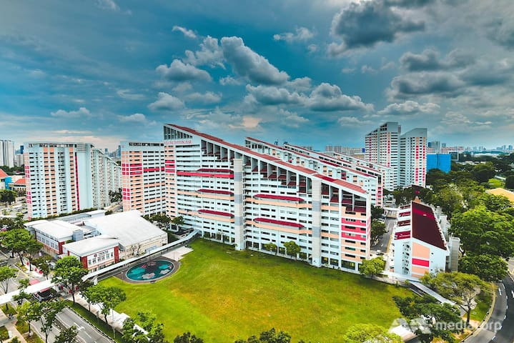 *Friendly host family@ heart of SG( Potong Pasir)*