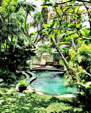 Balinese Villa BaBiBu - Garden Room - Kuta - Villa