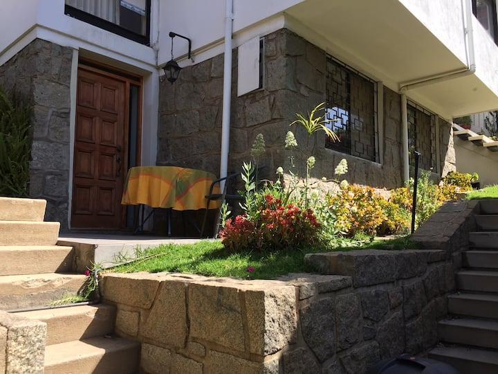 Viña del Mar,  barrio Miraflores