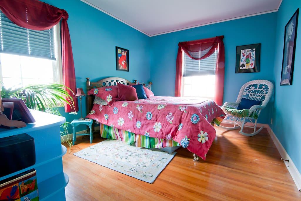 Flo's Room