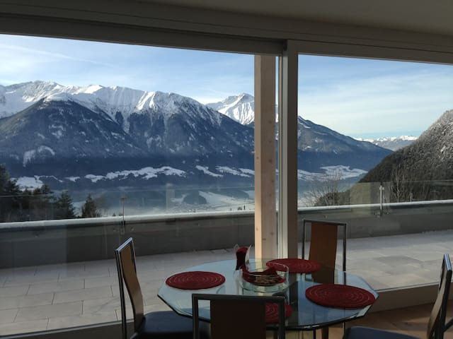 Vacation home with Panorama Terrace - Reith bei Seefeld - Apartment