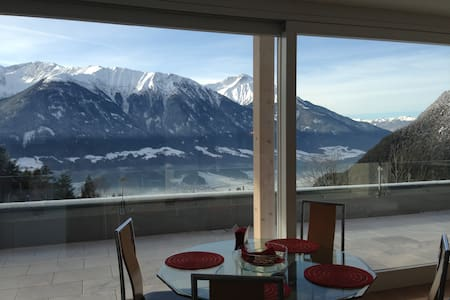 Vacation home with Panorama Terrace - Reith bei Seefeld - อพาร์ทเมนท์