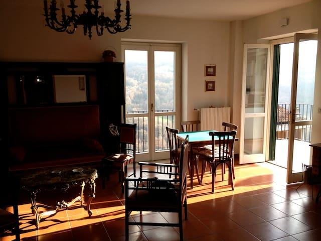 Deliziosa casa Dolomiti Lucane - Bella - Apartment