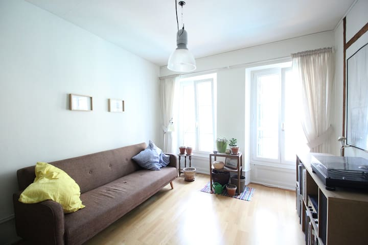 Apartment in Lausanne city center