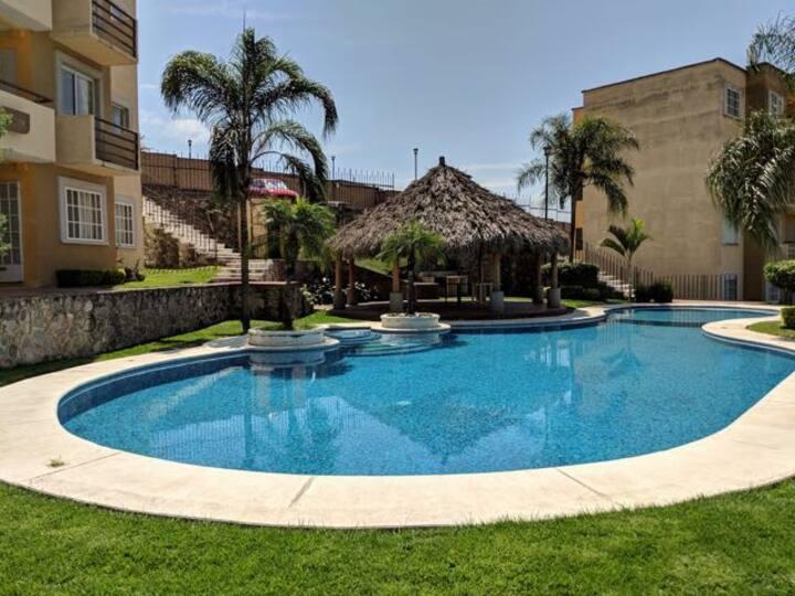 Un rincón soleado en Morelos