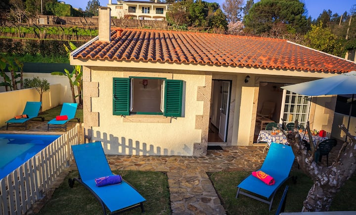 Casa da Oliveira-Quinta do Ranhada, private pool
