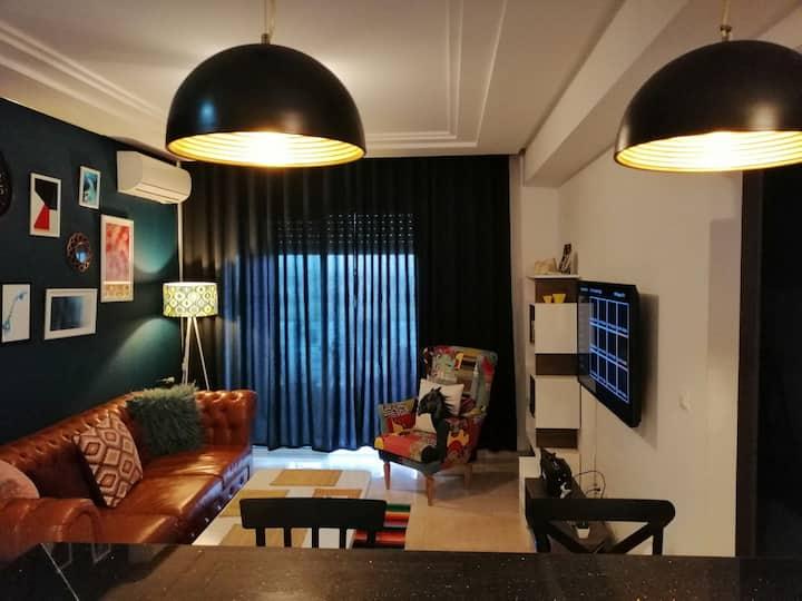 Scandinavian appartement in the business bay Tunis