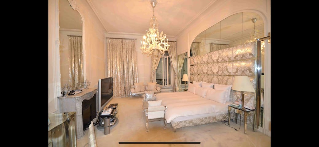 Luxury 2 Masterbedrooms appartment with Spa