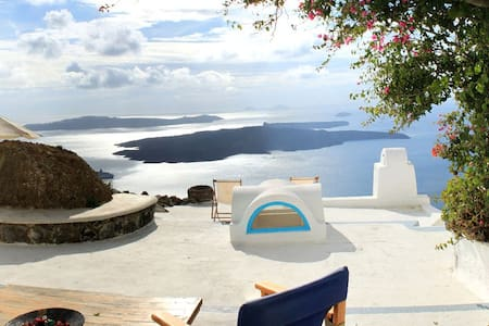 Traditional,Good view,Location!!! - Thira - House