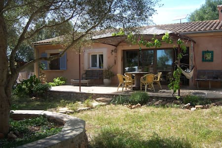 Beautiful  cottage with garden - Santanyí - House