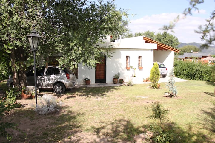 Rental house for 6 in Siquiman - Punilla Department - Casa