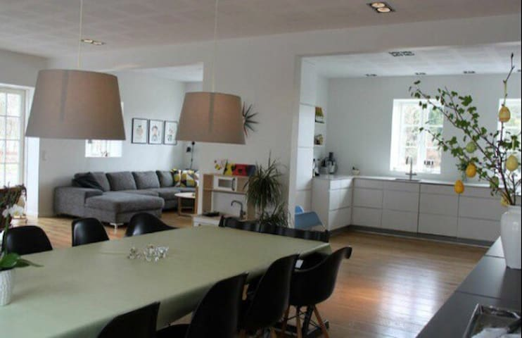 Aarhus(15 km)/ocean(5 km) - Hjortshøj - Casa