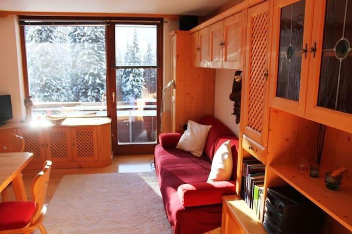 Cozy Apartment - Königsleiten - Apartemen