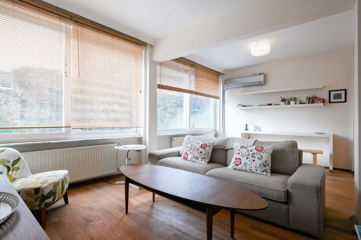Bright and comfy apt in Besiktas