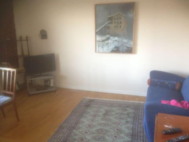 Lägenhet centralt i Östersund - Östersund - Apartamento