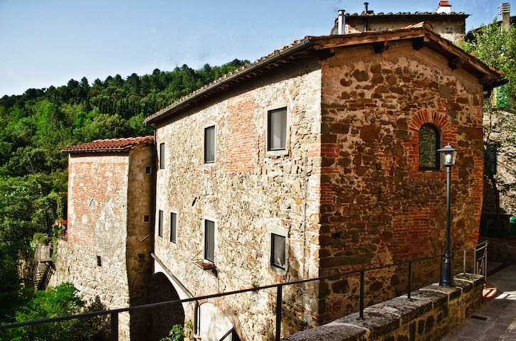 Historic Mill in the Countryside -Chianti Classico