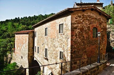 Historic Mill in the Countryside -Chianti Classico
