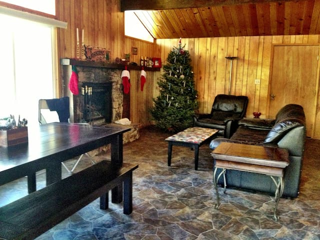 Cozy 1bd/1bath 3 miles from Mt High - Wrightwood - Talo