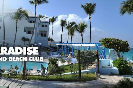 Prime Oceanfront Villa at PIBC: 2-BR (Villa # 9)