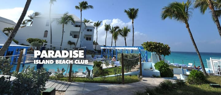Paradise Island Beach Club: 2-BR Sleeps 6 Kitchen.