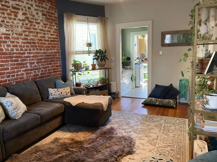 Charming Denver Townhouse close to Downtown!