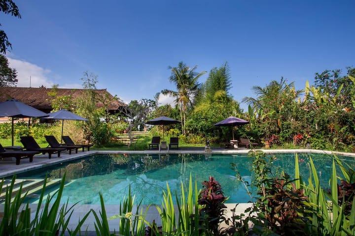 Subak Tebola Villa Sidemen Karangasem Bali