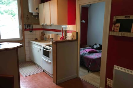 bel appartement a 5 min du centre