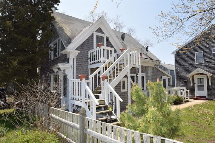 #118: In the Heart of Provincetown! Walk to Water & Downtown! Dog Friendly!