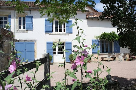 La Verte Charming B&B La Forge - Villars - Penzion (B&B)