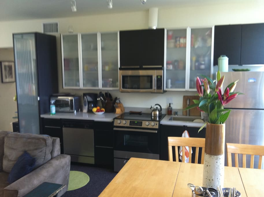 Golden hills loft apt lofts for rent in san diego - Loft industriel san diego californie ...