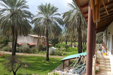 amazing place near sea of galile - Merhavia (Kibbuts) - อพาร์ทเมนท์