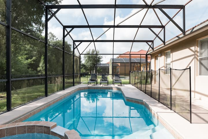 Bella Vida Resort Family Home Near Disney