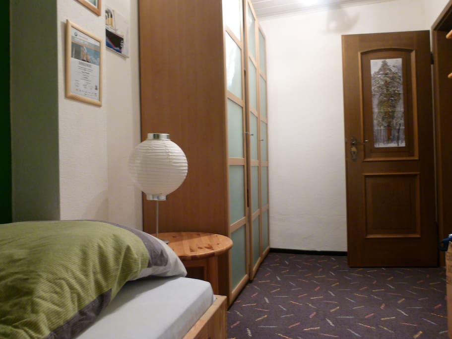 Nahe messe n rnberg chambres d 39 h tes louer nuremberg for Chambre hote allemagne