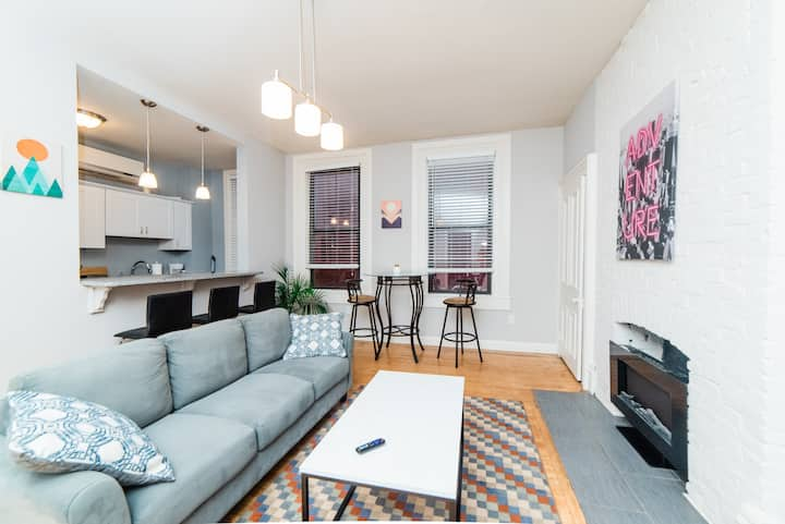 ★Central Location Suite★-Walkable Entertainment